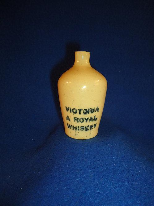 Victoria, A Royal Whiskey Stoneware Mini Jug #4523