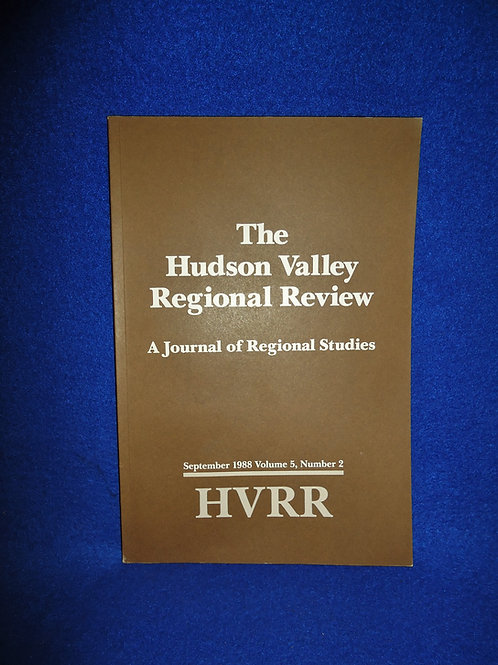 Hudson Valley Region Review, Stoneware Articles, #4838