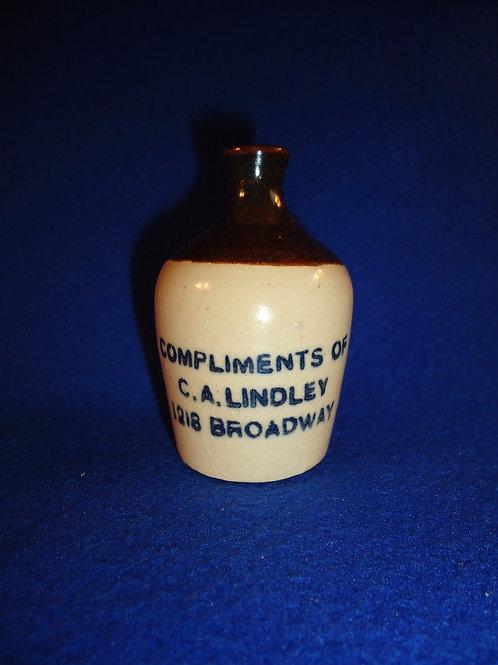 C. A. Lindley Stoneware Mini Jug