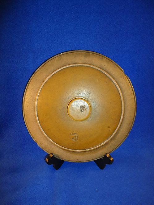 "3 Gallon Stoneware Crock Lid- 11 1/2"""