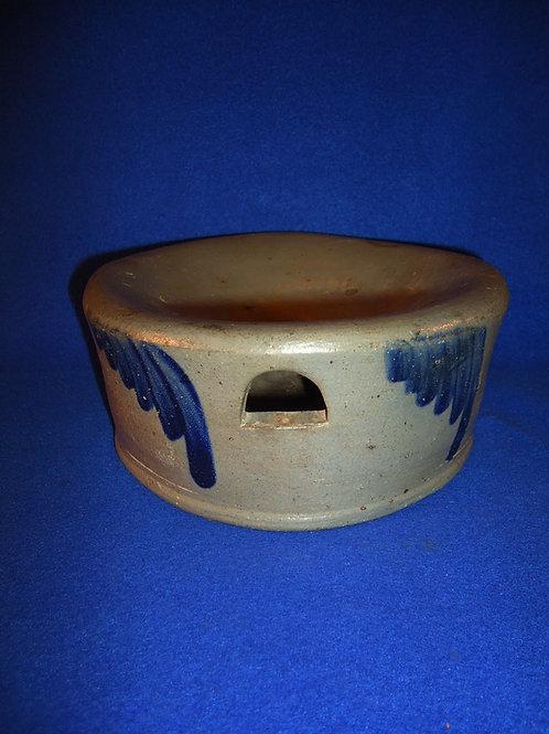 Mid-19th Century Stoneware Spittoon Cuspidor from Baltimore, Maryland