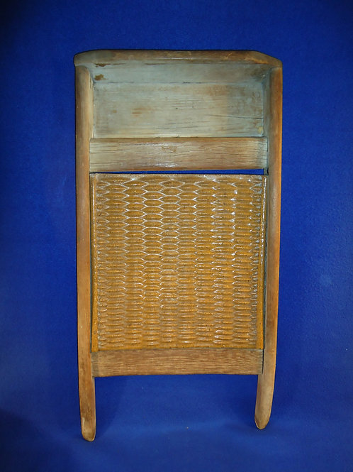Antique Redware Washboard #5535