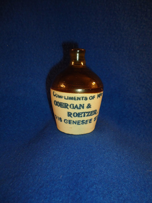 Goergan & Roetzer, Genesee, Stoneware Mini Jug