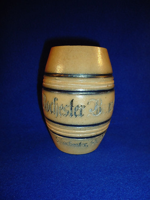 Rochester Brewing Company Stoneware Mug by Whites Pottery of Utica, New York