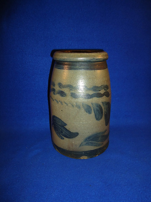 Circa 1870 Stoneware Wax Sealer att. Boughner or Hamilton #5175