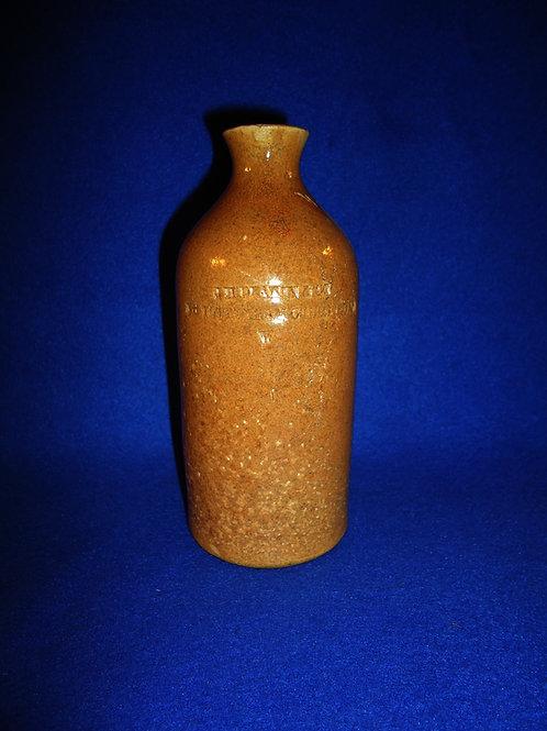 J. H. Deakin, England Stoneware Bottle