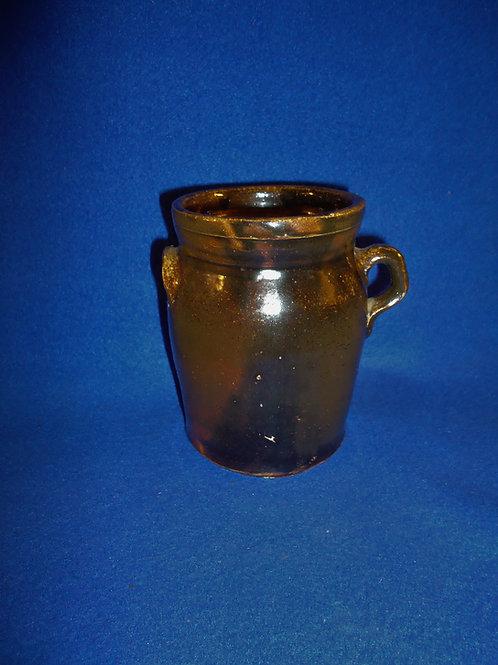 Circa 1900 Rare Miniature Salesman's Sample Alabama Churn #4978