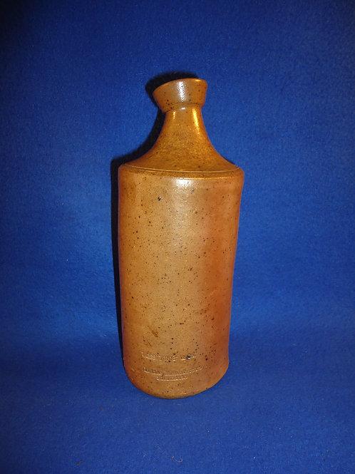 Boss Bros' & Co, Middlebury, Ohio Stoneware Master Ink Bottle #5531