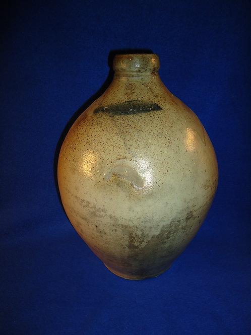 C. J. Merrill, NE Ohio 2 Gallon Stoneware Ovoid Jug