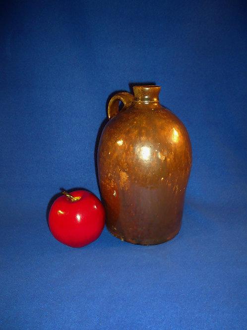 Crawford, County, Georgia Stoneware 1/2 Gallon Jug, att. J. Newberry
