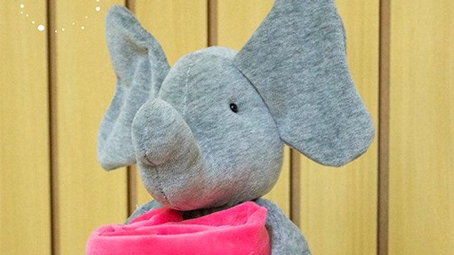 Coleção Agarradinho - Projeto Digital Elefante
