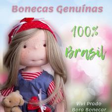 Bonecas Genuinas