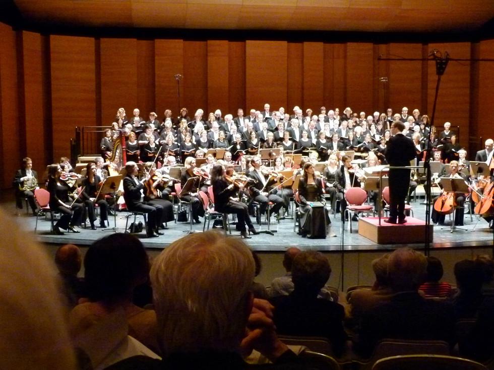 John Rutter: Magnificat   /   Dave Brubeck: To Hope! A celebration