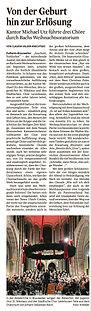 2019-12-16 Konzertkritik KStA Brauweiler