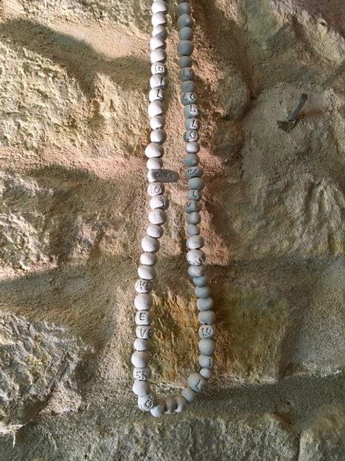 AIME DECORATION - Sautoir De Mur Le Formentera