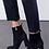 Thumbnail: REIKO - Pantalon Jean High Waist Milo Dnm Black