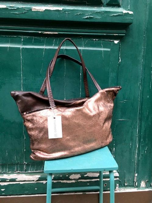 NUMERO 10 - Sac New England 100% Leather