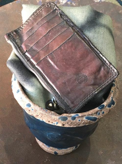 CAMPOMAGGI - Porte Cartes 100% Leather