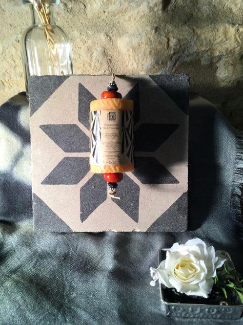 L' ART DU BAIN - Savon Fleur D'Oranger Imprimé