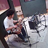Grabación album Dominguez Estudio El Santito 2005