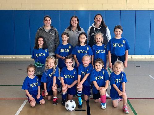 Sitch Girls Soccer Fall 2019