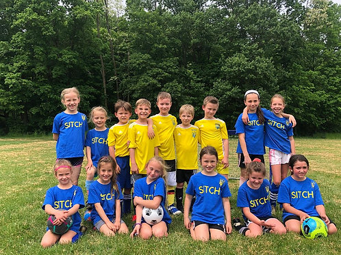 2021 Youth Summer Soccer Skills Clinic (2 weeks)