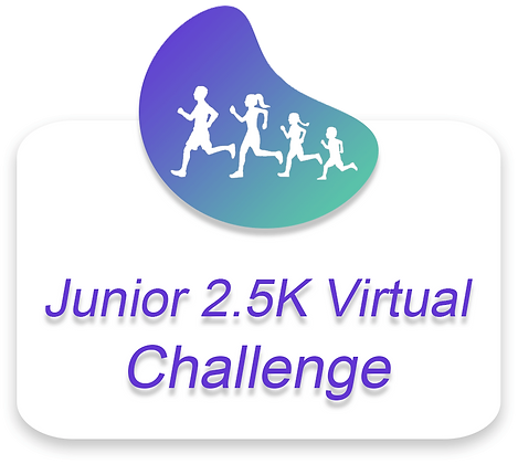 Junior 2.5K Virtual Challenge