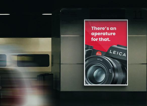 Leica Poster 3