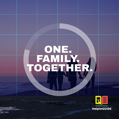 One. Family. Together.