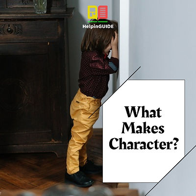 What Makes Character