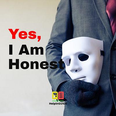 Yes, I Am Honest