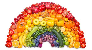Eating The Rainbow: 7 Shades Of Nutrients