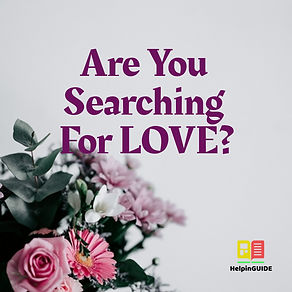 Are You Searching For LOVE