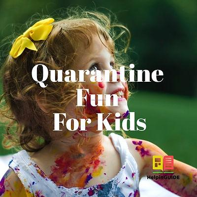 Quarantine Fun