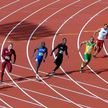 Why Do Athletes Run Anticlockwise
