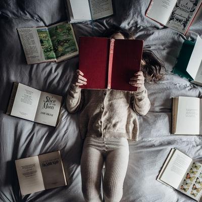 Is It Harmful To Read Lying Down
