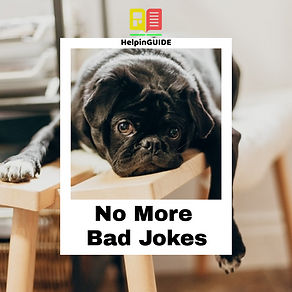 No More Bad Jokes