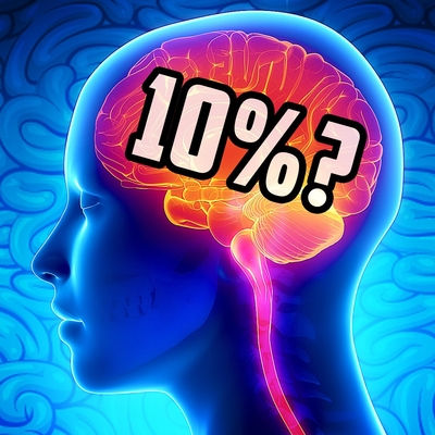 Do We Really Use Only 10 Percent Of Our Brain