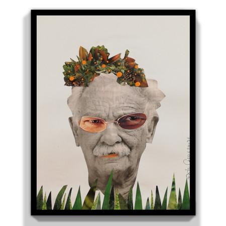 El Sr del jardin