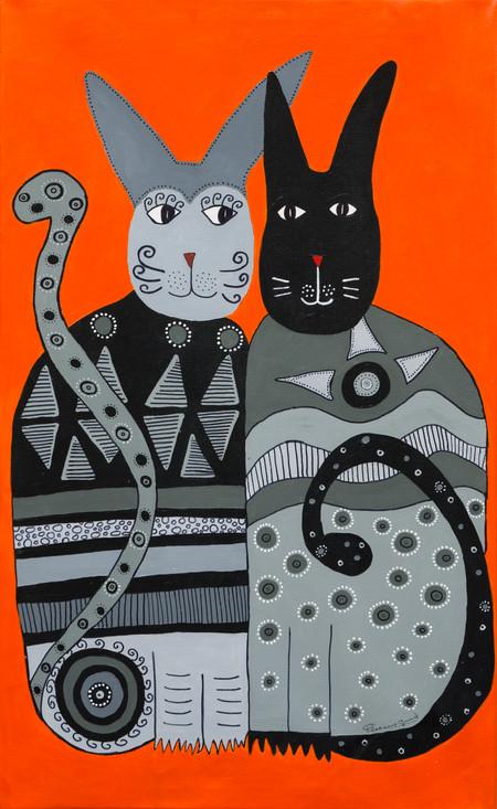 Les chats royals