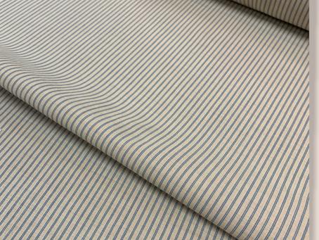 川越唐桟の手織り
