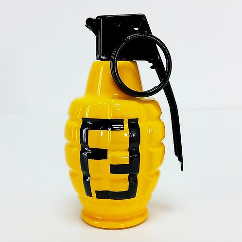 Fendi Yellow Art Grenade
