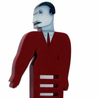 """""""MAN IN RED"""""""