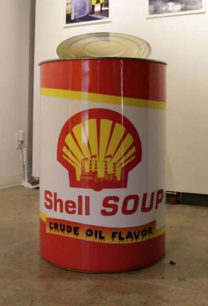 """""""SHELL SOUP"""""""
