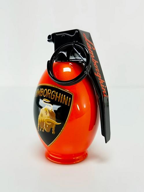 Lamborghini Orange Pearl Art Grenade