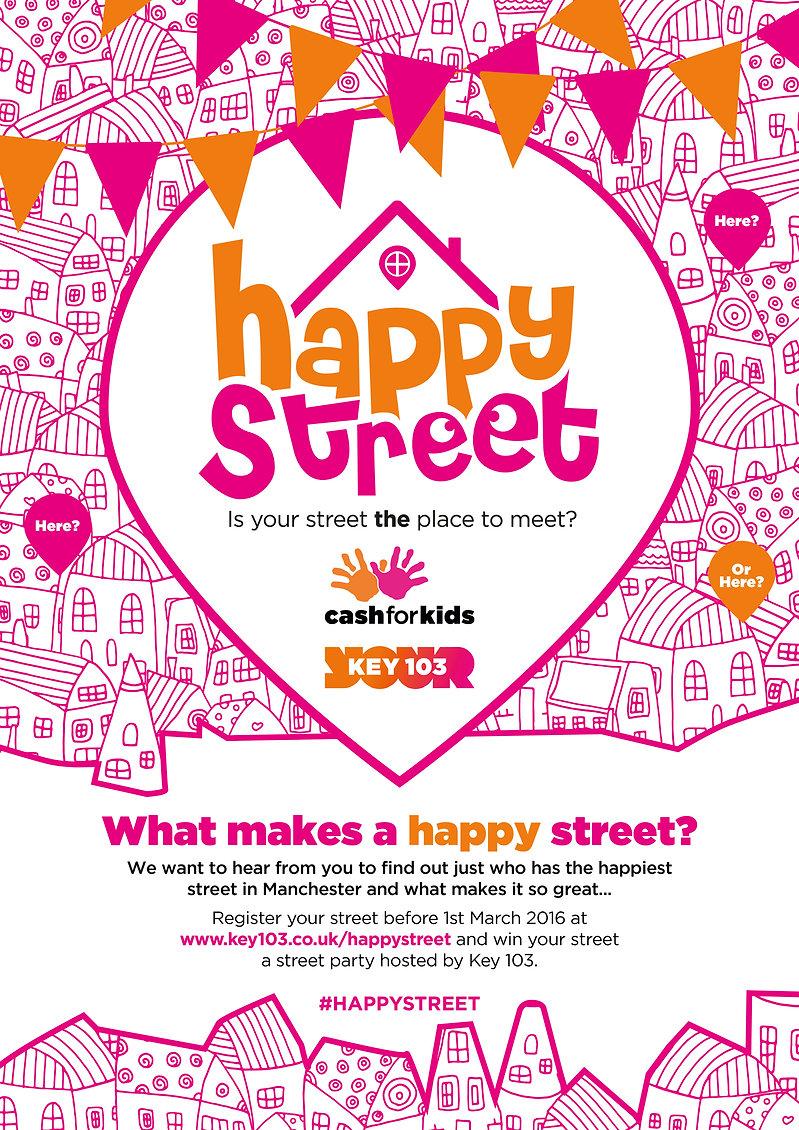 Happy Street Design