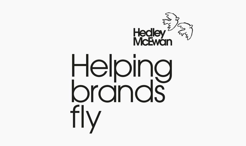 Hedley McEwan - Helping brands fly