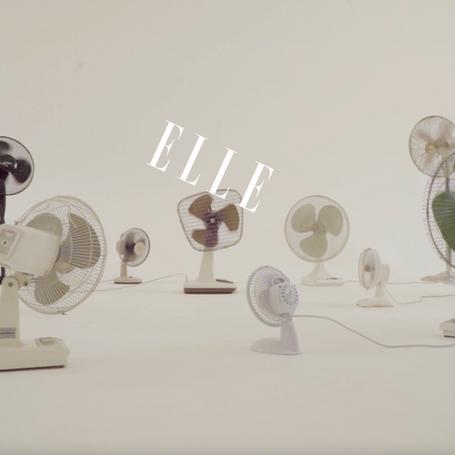 Elle Russia Cover Film