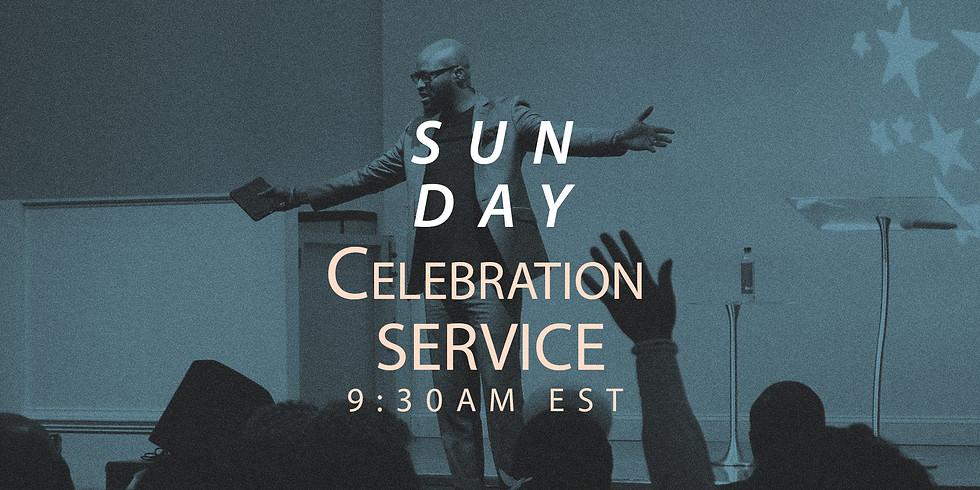 Sunday Celebration Service    7-26-20