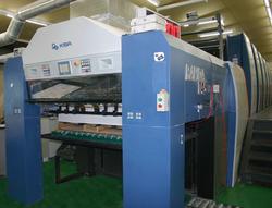 大判印刷機KBA07